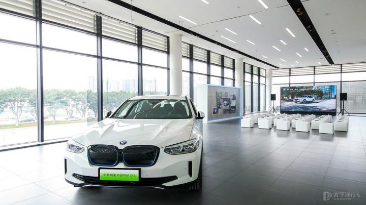 创新纯电动BMW iX3开启花城绿色出行新方式