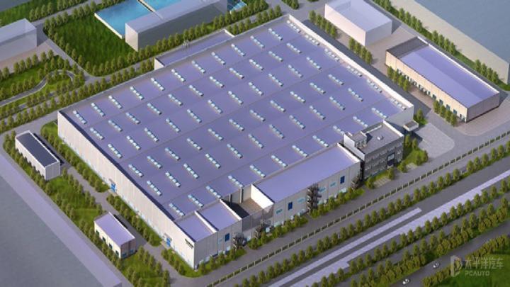 将于2023年投产 大众汽车在安徽合肥设电池工厂