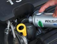 清洗发动机润滑油路
