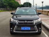 大七座SUV标杆再升级 试驾广汽丰田全新汉兰达