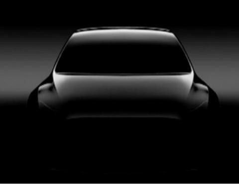 特斯拉Model Y或在上海车展首次亮相